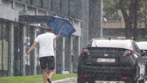 Prognoza na weekend: Deszcz, burze a potem upał