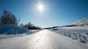 Prognoza pogody: Chłodno i ślisko. Ważne ostrzeżenie IMGW