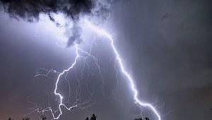 Prognoza pogody: Deszcz i gwałtowne burze