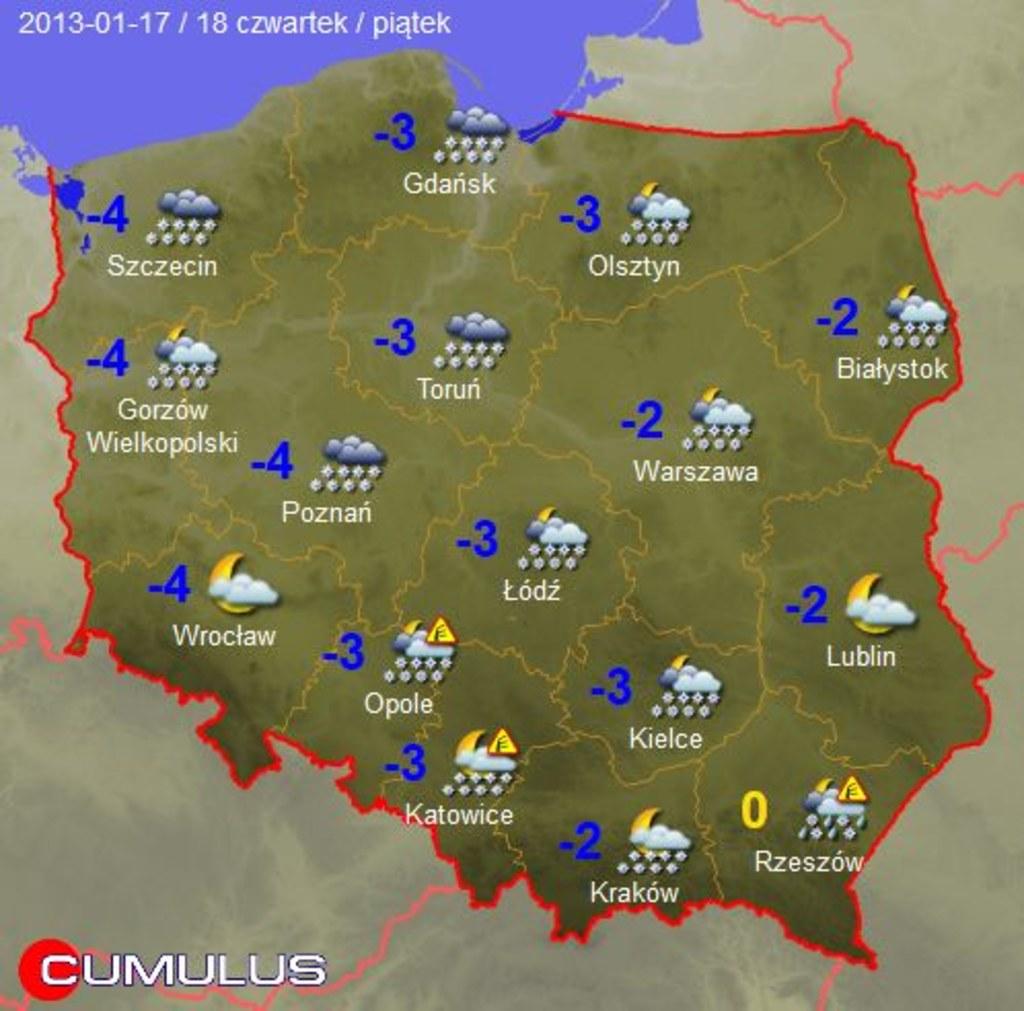 Prognoza Pogody Na Ferie Sprawdz Jaka Aura Czeka Nas W