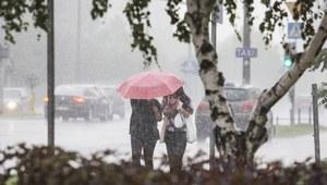 Prognoza pogody na weekend: Burze z piorunami i upały
