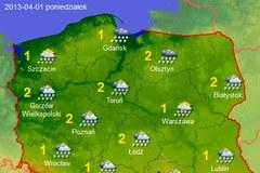 Prognoza pogody na Wielkanoc [MAPY]