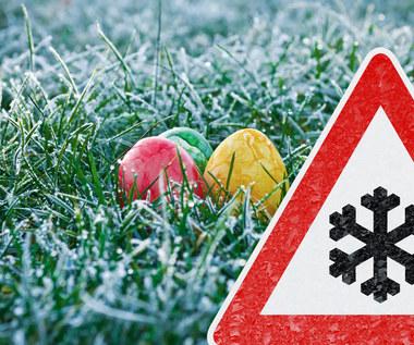 Prognoza pogody: Śnieg w Wielkanoc. Kiedy ocieplenie?
