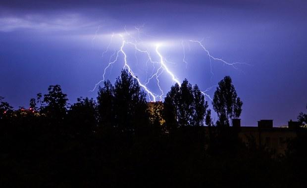 Prognoza pogody: Uwaga na burze!