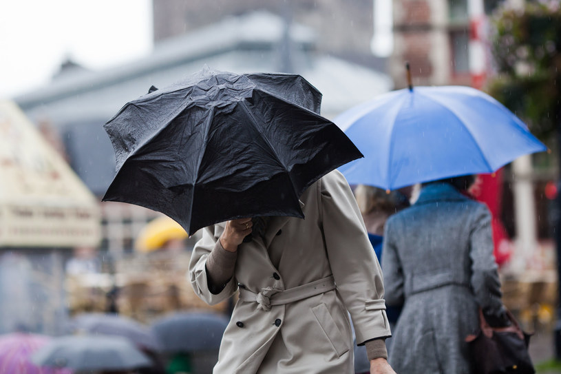 Prognozy na Wielkanoc nie wróżą dobrej pogody /123RF/PICSEL