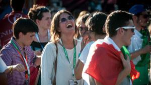 Prognozy: Ulewy raczej ominą pielgrzymów w Krakowie