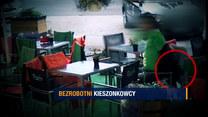 """Program """"Raport"""": Bezrobotni kieszonkowcy. Mniej kradzieży w czasie pandemii"""