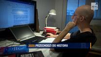 """Program """"Raport"""": Rok pandemii. 2020 przechodzi do historii"""