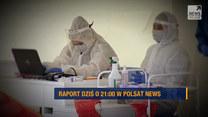 """Program """"Raport"""": Wszystko o testach na koronawirusa"""