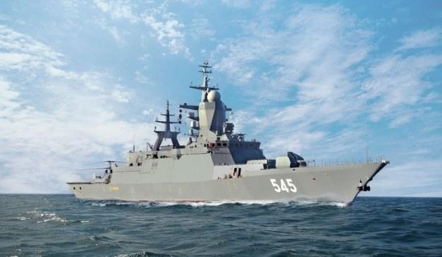 Program budowy korwet projektu 20380 typu Strieguszczyj jeszcze nie jest zrealizowany w połowie, a Rosjanie już chcą rozpocząć budowę trzykadłubowych jednostek tej klasy – fot. mil.ru /materiały prasowe