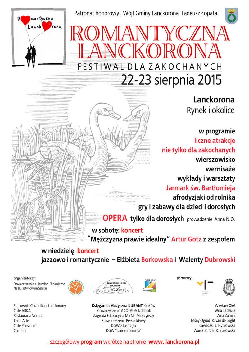 Program festiwalu /materiały prasowe