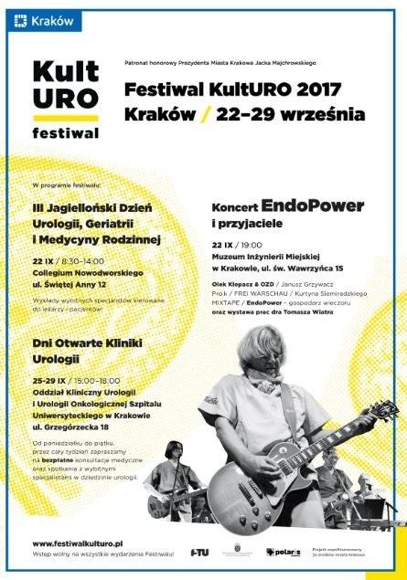 Program festiwalu /Festiwal KultUro /Materiały prasowe