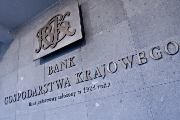 Program gwarancji de minimis realizuje Bank Gospodarstwa Krajowego. Fot Krystian Maj /Reporter