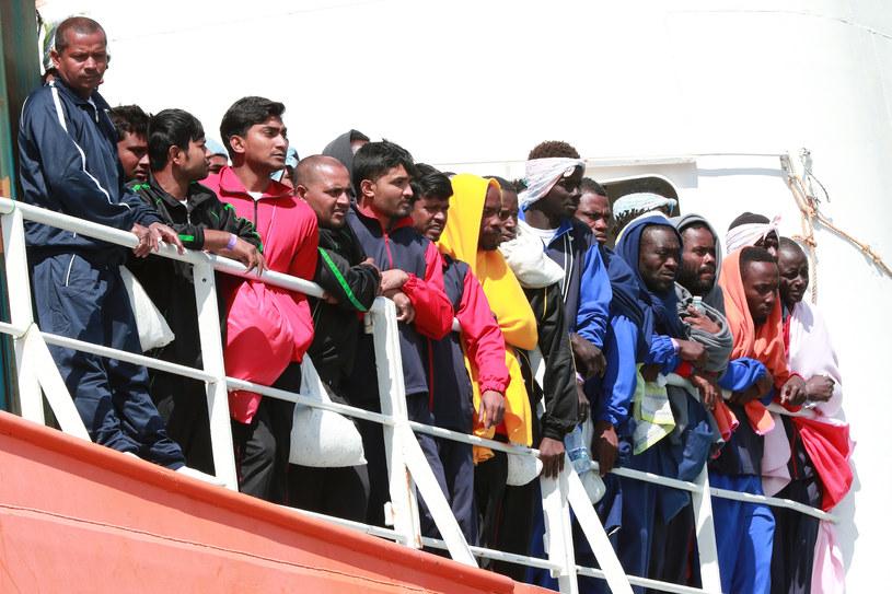 Program ma ułatwić potwierdzenie pochodzenia uchodźców /CARLO HERMANN / AFP /AFP