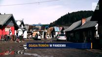 "Program ""Raport"": Osada Romów w pandemii"