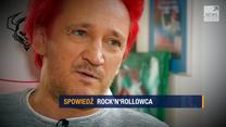 """Program """"Raport"""": Spowiedź Rock'n'rollowca. Pandemia sprzyja uzależnieniom"""