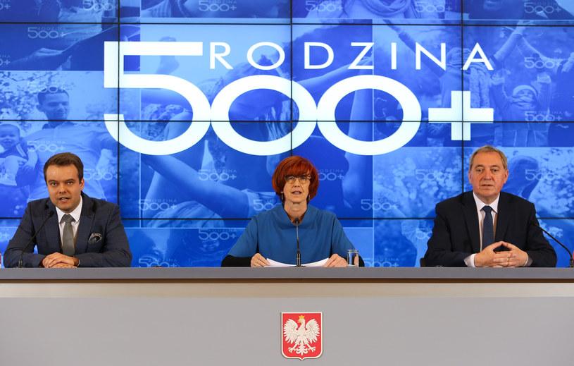 """Program """"Rodzina 500 Plus"""", zdj. ilustracyjne /MICHAL DYJUK / POLSKA PRESS /East News"""