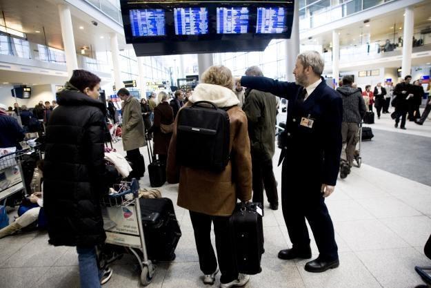 Program w kwietniu zostanie uruchomiony w Kopenhadze, a potem na innych lotniskach /AFP