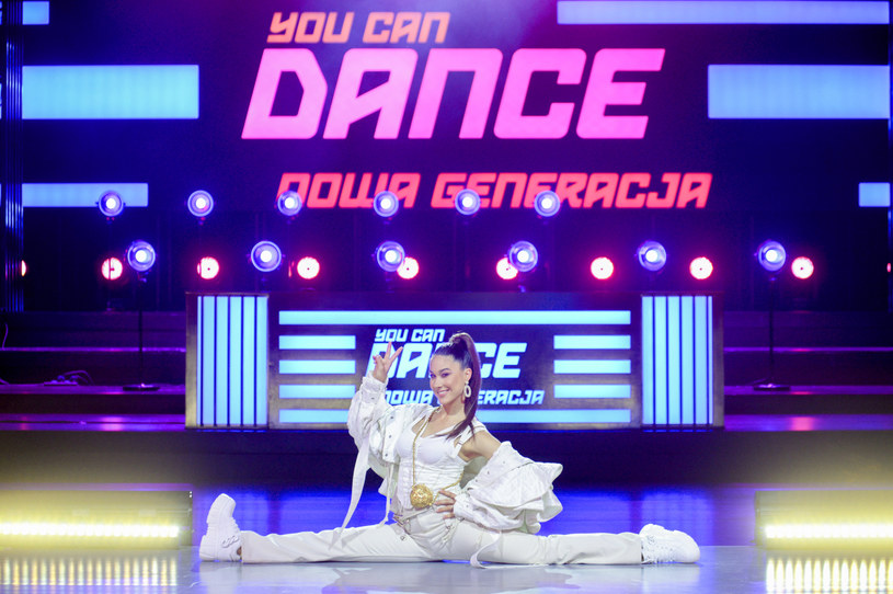 "Program ""You Can Dance - Nowa Generacja"" poprowadzi Ida Nowakowska /Karol Makurat /AKPA"