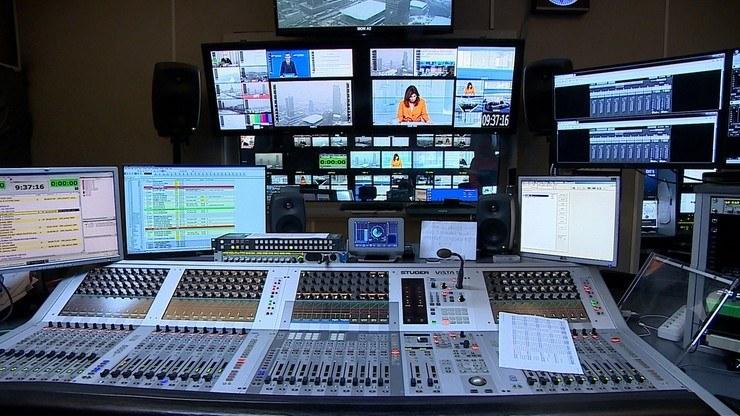 Programy Polsatu i Polsatu News zasługują na zaufanie - wynika z sondażu CBOS /Polsat News /