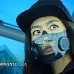 Project Hazel - maska ochronna ze wzmacniaczem dźwięku oraz podświetleniem RGB