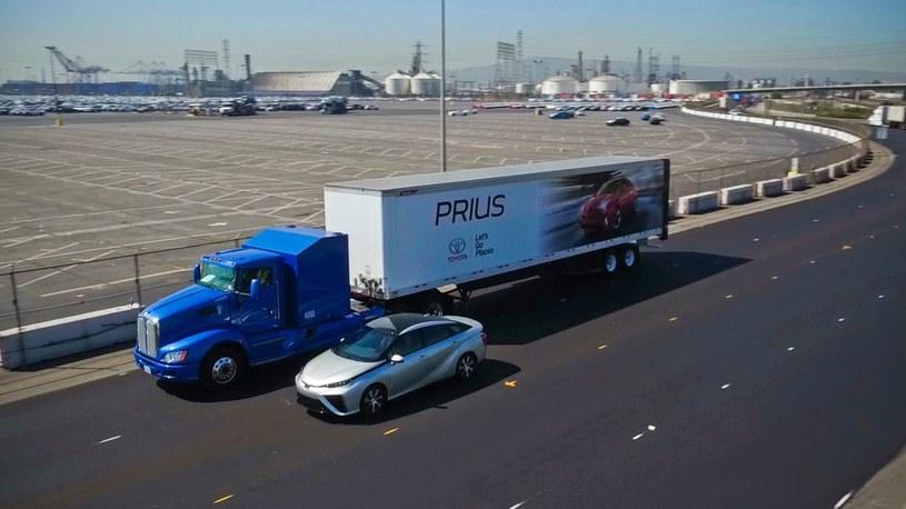 Project Portal to w pełni funkcjonalna ciężarówka /INTERIA.PL/informacje prasowe