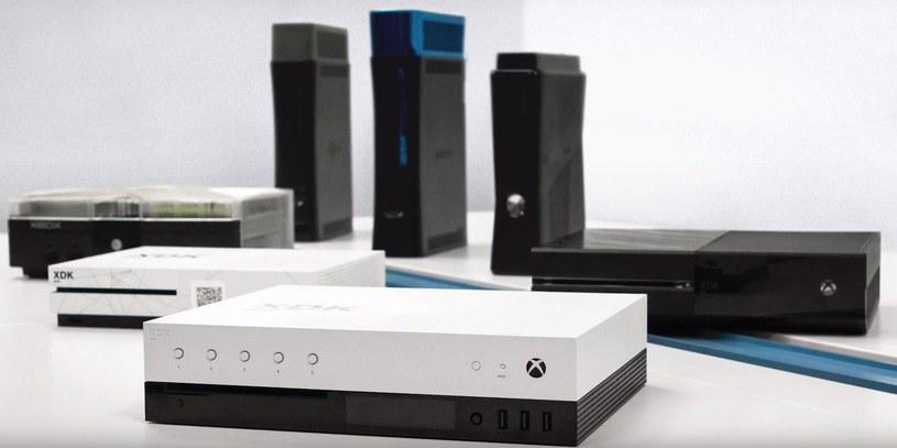Project Scorpio - fragment filmu zamieszczonego w serwisie YouTube.com/ na kanale Xbox /materiały źródłowe