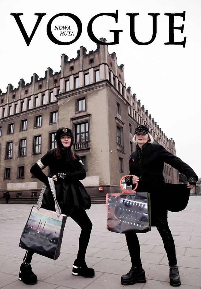 """Projekt """"Chcę - Mogę - Potrafię"""" opierał się na spotkaniach i warsztatach z ekspertami w dziedzinie mody /Jerzy Karnasiewicz /materiały prasowe"""