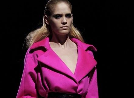 Projekt Donatelli Versace jesień/zima 2009/2010 /AFP