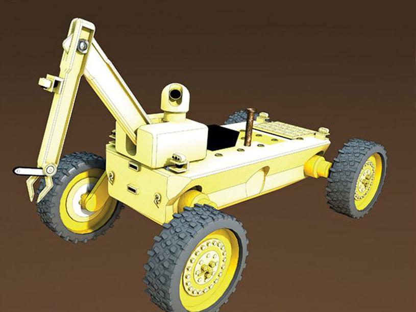 Projekt EATR (Energetically Autonomous Tactical Robot) /materiały prasowe