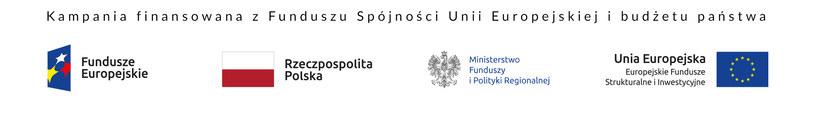 Projekt finansowany z Funduszu Spójności Unii Europejskiej i budżetu państwa /materiały promocyjne