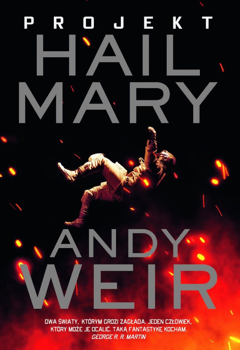Projekt Hail Mary, Andy Weir /INTERIA.PL/materiały prasowe