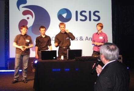 Projekt Isis i Demoscene Spirit - w krzyżowym ogniu pytań sędziego Tadeusza Golonki /INTERIA.PL