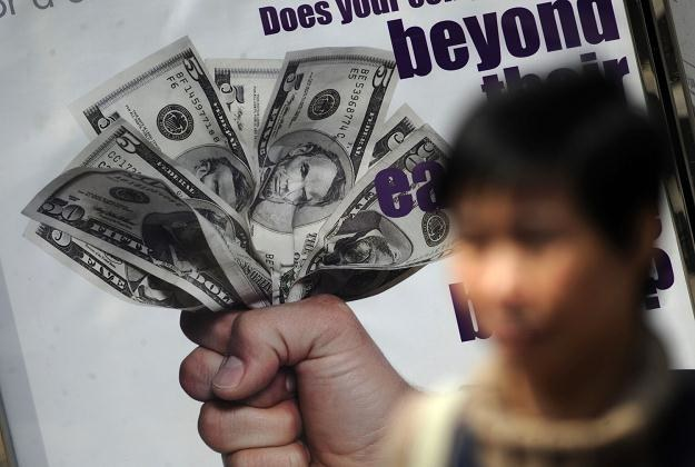 "Projekt kompromisu budżetowego zgłosił ""Gang sześciu"" /AFP"