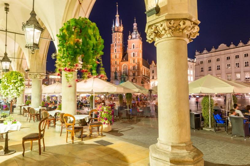 """Projekt """"Krakowskie Noce"""" to tylko jeden z powodów, by zorganizować sobie kulturalny wypad do stolicy Małopolski /123RF/PICSEL"""