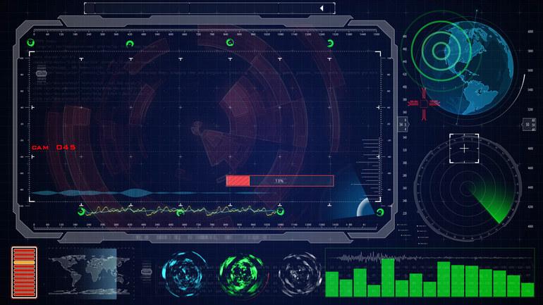 Projekt NEOSTEL - oficjalny zrzut ekranu udostępniony przez firmę Creotech /materiały prasowe