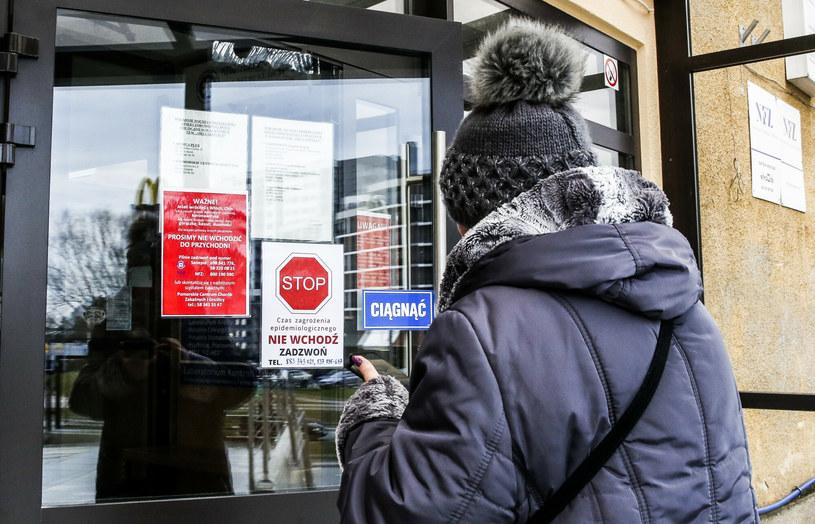 Projekt nowelizacji rozporządzenia zakłada dopuszczalność teleporady tylko dla osób w wieku 7-64 lat /Karolina Misztal /Reporter