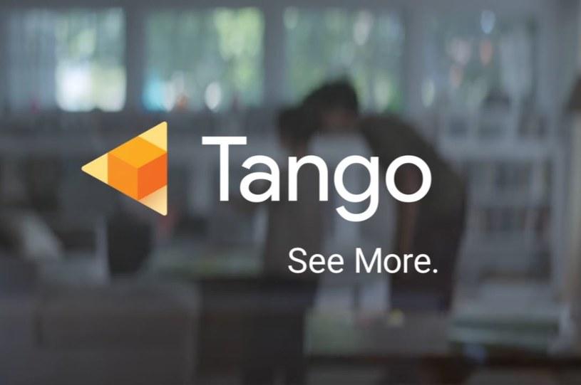 Projekt Tango rozwija się coraz szybciej /materiały prasowe