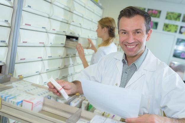 Projekt ustawy o zawodzie farmaceuty - kontra ZPP /©123RF/PICSEL
