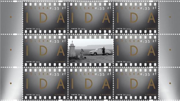 Projekt znaczka pocztowego autorstwa Aleksandry Pietrzak - fot. Poczta Polska /