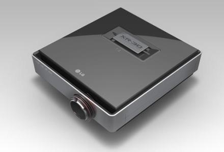 Projektor CF3D /materiały prasowe