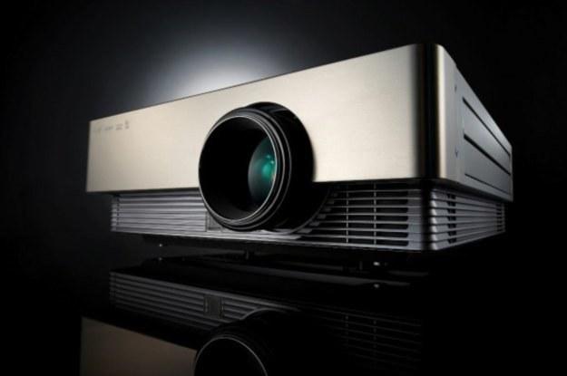 Projektor LG CF3D - jeden z najnowszych projektorów zaprezentowanych na targach IFA /materiały prasowe