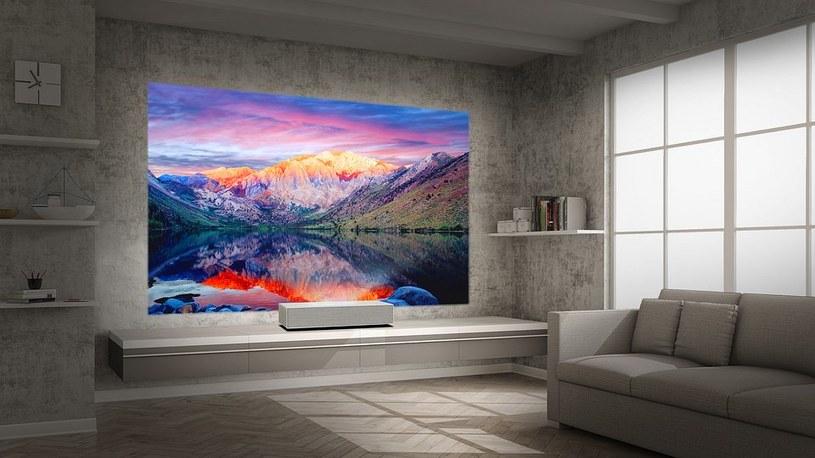Projektor LG Cinebeam 4K /materiały prasowe