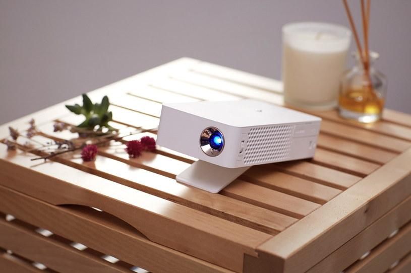 Projektor LG MiniBeam /materiały prasowe