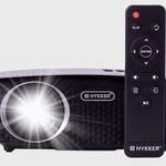 Projektor multimedialny Hykker LED Vision 180 w ofercie Biedronki