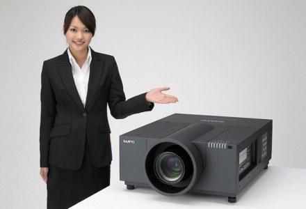 Projektor to droga zabawka, ale skutecznie może on zastąpić telewizor HD /materiały prasowe