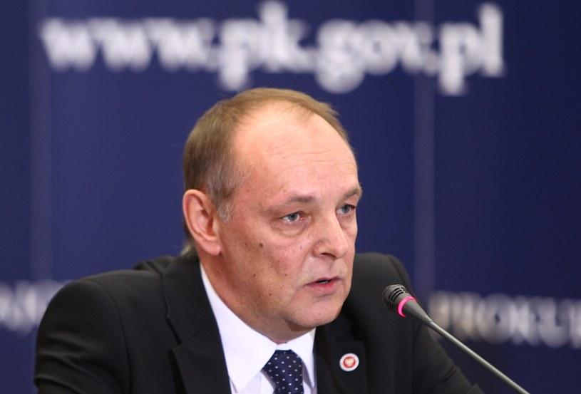 Prok. Marek Pasionek /STANISLAW KOWALCZUK /Reporter