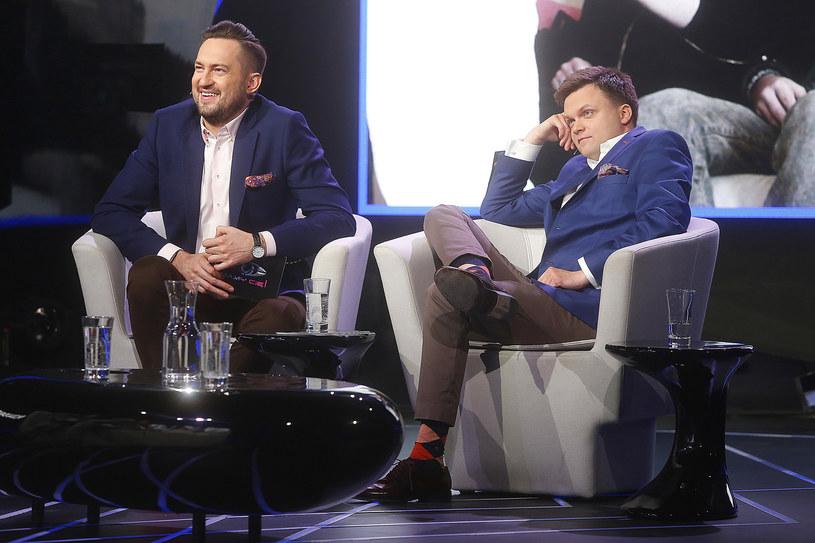 "Prokop i Hołownia nie dali rady z programem ""Mamy Cię!"" /- /AKPA"
