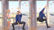 Prokop uczy się tańczyć na rurze!