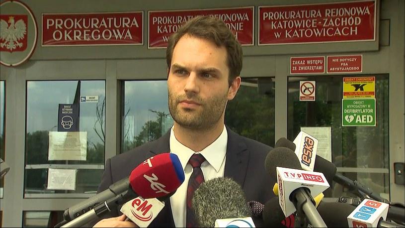 Prokurator Aleksander Duda przekazał nowe informacje ws. kierowcy z Katowic /Polsat News